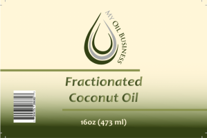 Product label; My Oil Business/Oil Life.